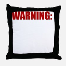 Camera Snap Throw Pillow
