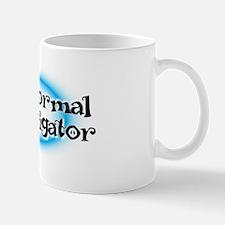 Paranormal investigator Mug