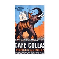 Vintage French Poster Decal