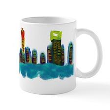 CITYMELTS Shanghai Skyline Mug