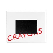 Crayon Explanation Picture Frame
