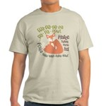 Wa Pow Hatee Ho Fox Light T-Shirt