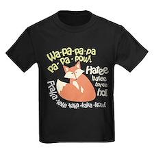 Wa Pow Hatee Ho Fox T