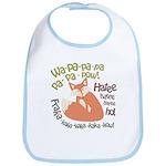 Wa Pow Hatee Ho Fox Bib