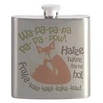 Wa Pow Hatee Ho Fox Flask