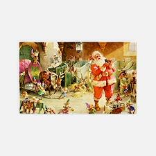 Santa Claus 70_10x14L 3'x5' Area Rug