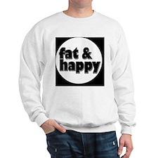 fathappybutton Sweatshirt