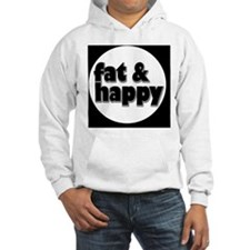 fathappybutton Hoodie