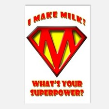 Super Mom2 Postcards (Package of 8)