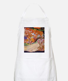 Gustav Klimt Water Serpents Apron