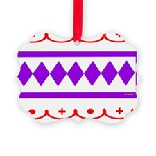 CHOCTAW INDIAN Ornament