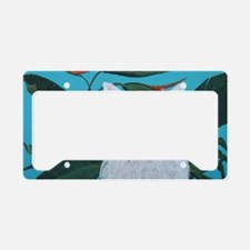4x6Eskie License Plate Holder