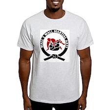 Wall 2 Wall Martial Arts Big Logo T-Shirt