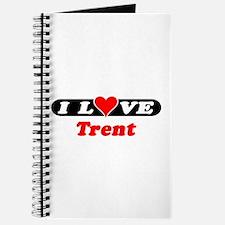I Love Trent Journal