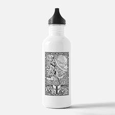 Bold as love Water Bottle