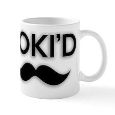 Lokid Black Mug