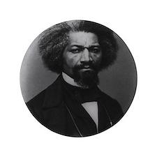 "Frederick Douglass 3.5"" Button"