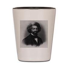 Frederick Douglass Shot Glass