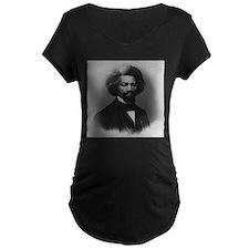 Frederick Douglass Maternity T-Shirt