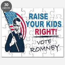 I Vote Mitt Puzzle