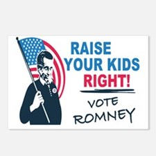 I Vote Mitt Postcards (Package of 8)