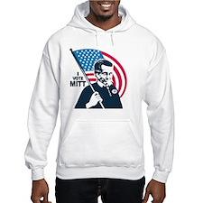 I Vote Mitt Hoodie