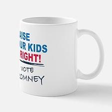 I Vote Mitt Mug