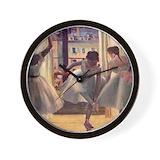 Dancing Basic Clocks