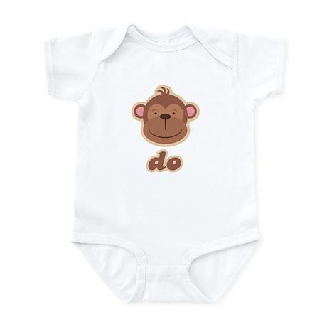 Twin Monkey Do Infant Creeper