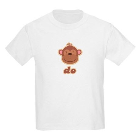 Twin Monkey Do Kids T-Shirt