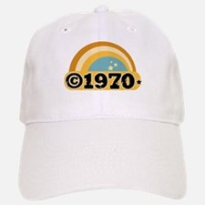 1970 Baseball Baseball Cap
