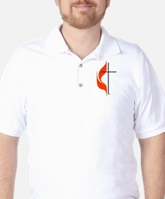 umlogo_colors Golf Shirt