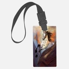 wh2_oval_v_magnet Luggage Tag