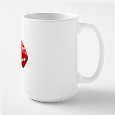 Red Dice Mug