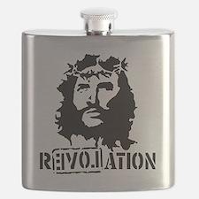 Jesus Christ Revolation Flask
