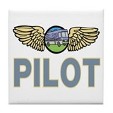 Rv pilot Drink Coasters