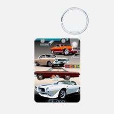 1960s Muscle Cars Keychains