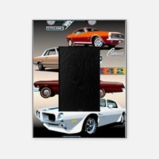 1960s muscle cars picture frame