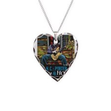 Bill Perry Necklace Heart Charm