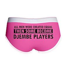 Cool Djembe Designs Women's Boy Brief
