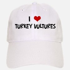 I Love Turkey Vultures Hat