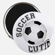 Soccer Cutie Magnet