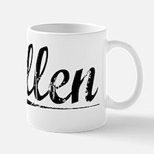 Allen, Vintage Mug