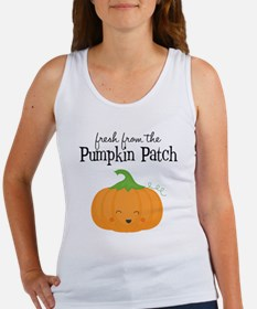 Fresh from the Pumpkin Patch Women's Tank Top
