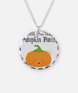 Fresh from the Pumpkin Patch Necklace