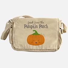 Fresh from the Pumpkin Patch Messenger Bag