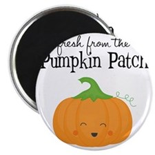Fresh from the Pumpkin Patch Magnet