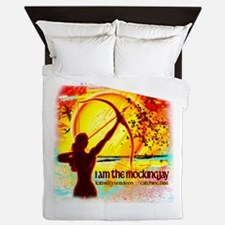 Dreams of Katniss Queen Duvet