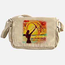 Dreams of Katniss Messenger Bag