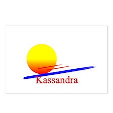Kassandra Postcards (Package of 8)